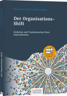 Monika Janzon: Der Organisations-Shift, Buch