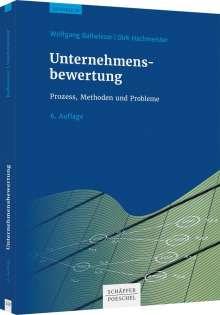 Wolfgang Ballwieser: Unternehmensbewertung, Buch