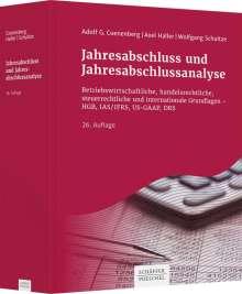Adolf G. Coenenberg: Jahresabschluss und Jahresabschlussanalyse, Buch