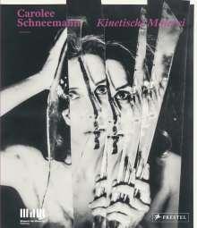 Sabine Breitwieser: Carolee Schneemann, Buch