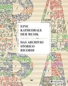 Caroline Lüderssen: Eine Kathedrale der Musik, Buch