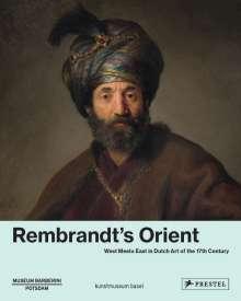 Rembrandt's Orient, Buch