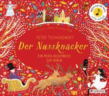 Jessica Courtney-Tickle: Peter Tschaikowsky. Der Nussknacker, Buch