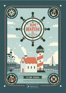 Mia Cassany: Am Hafen, Buch