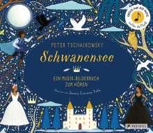 Katy Flint: Peter Tschaikowsky: Schwanensee, Buch
