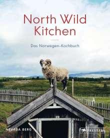 Nevada Berg: North Wild Kitchen, Buch