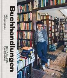 Horst A. Friedrichs: Buchhandlungen. Eine Liebeserklärung, Buch