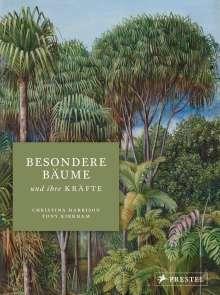 Christina Harrison: Besondere Bäume und ihre Kräfte, Buch