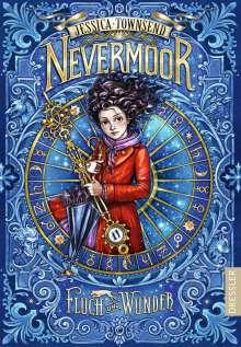 Jessica Townsend: Nevermoor 1. Fluch und Wunder, Buch