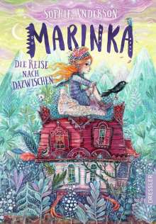 Sophie Anderson: Marinka, Buch