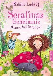 Sabine Ludwig: Serafinas Geheimnis, Buch