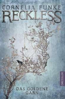 Cornelia Funke: Reckless 3. Das goldene Garn, Buch
