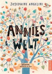 Josephine Angelini: Annies Welt, Buch