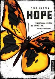 Peer Martin: Hope, Buch