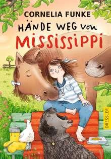 Cornelia Funke: Hände weg von Mississippi, Buch