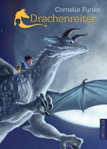 Cornelia Funke: Drachenreiter, Buch
