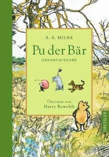 Alan Alexander Milne: Pu der Bär, Buch