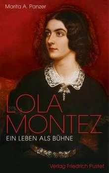 Marita A. Panzer: Lola Montez, Buch