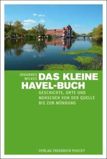Johannes Wilkes: Das kleine Havel-Buch, Buch
