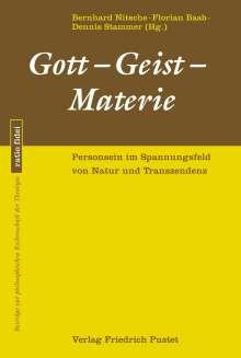 Gott-Geist-Materie, Buch