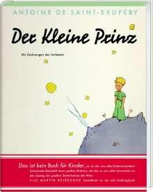 Antoine de Saint-Exupéry: Der kleine Prinz. Faksimile in Geschenkbox, Buch