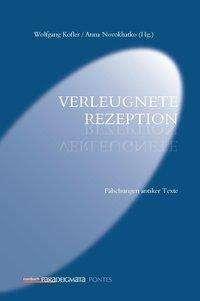 Verleugnete Rezeption, Buch