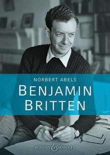 Norbert Abels: Benjamin Britten, Buch