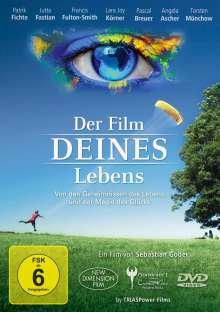 Der Film DEINES Lebens - Von den Geheimnissen des Lebens und der Magie des Glücks, DVD