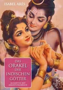 Isabel Arés: Das Orakel der indischen Götter, Buch