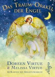 Doreen Virtue: Das Traum-Orakel der Engel, Buch