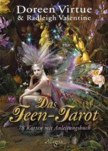 Doreen Virtue: Das Feen-Tarot, Buch