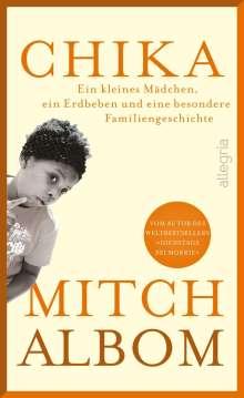Mitch Albom: Chika, Buch