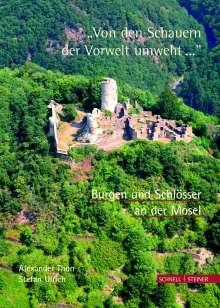 Alexander Thon: Burgen und Schlösser an der Mosel, Buch