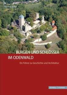 Thomas Biller: Burgen und Schlösser im Odenwald, Buch