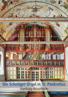 Peter Golon: Hamburg-Neuenfelde, St. Pankratius, Buch