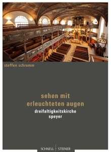 Steffen Schramm: Sehen mit erleuchteten Augen, Buch