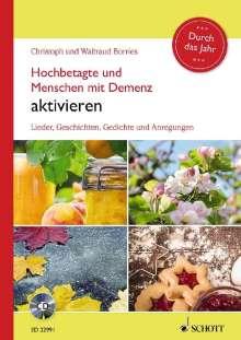 Christoph Borries: Hochbetagte und Menschen mit Demenz aktivieren - Durch das Jahr, Noten