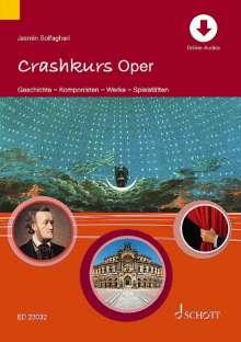 Jasmin Solfaghari: Crashkurs Oper, Noten