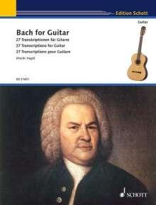 Johann Sebastian Bach (1685-1750): Bach for Guitar, Noten