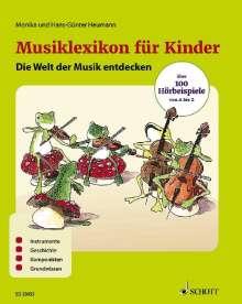 Hans-Günter Heumann: Musiklexikon für Kinder, Noten