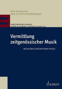 Vermittlung zeitgenössischer Musik, Noten