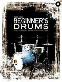Daniel Jakobi: Beginner's Drums, Buch