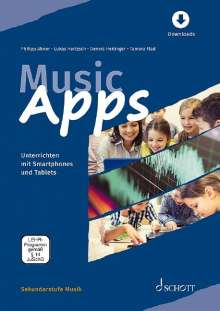Philipp Ahner: Music Apps, Noten