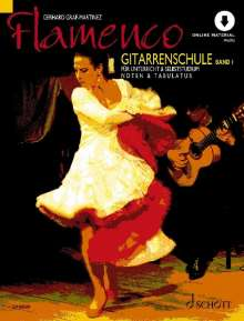 Gerhard Graf-Martinez: Flamenco, Buch
