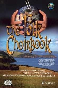 The Folk Choirbook, Noten