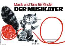 Der Musikater. Kinderheft Bd. 1, Buch