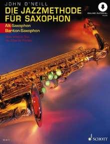 Die Jazzmethode für Saxophon (Alt & Bariton), Noten