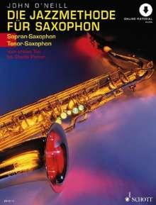 Die Jazzmethode für Saxophon (Sopran & Tenor), Noten