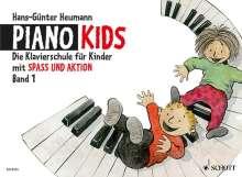Piano Kids 1, Noten