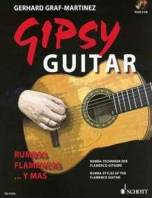 Gerhard Graf-Martinez: Gipsy Guitar, Buch
